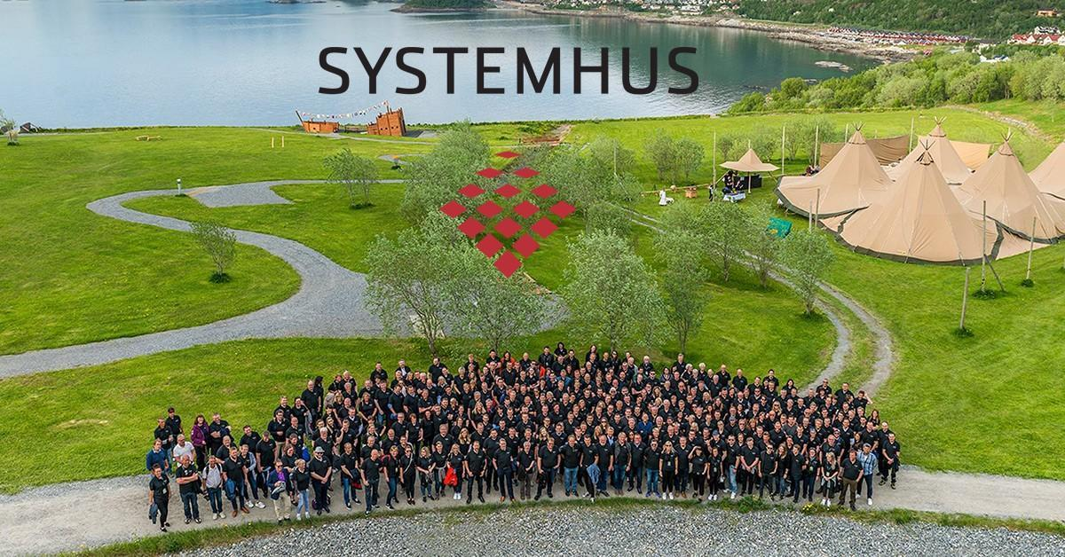Eventproduksjon for Systemhus