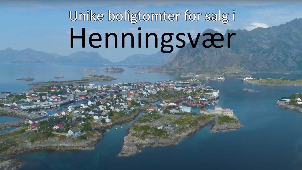 Filmproduksjon Henningsvær, Lofoten