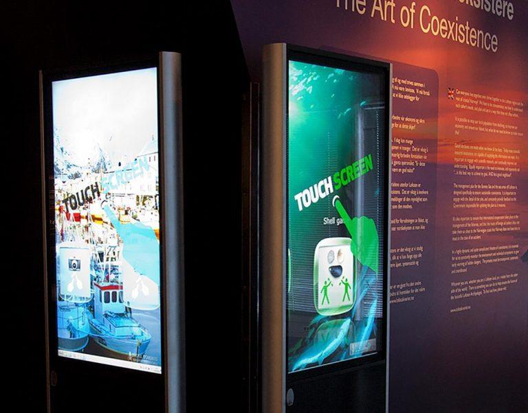 Interaktiv utstilling