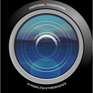 Kameralinse med refleksjon