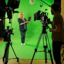 Film og foto studio i Svolvær